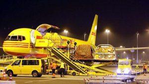 Chuyển hàng nhanh DHL