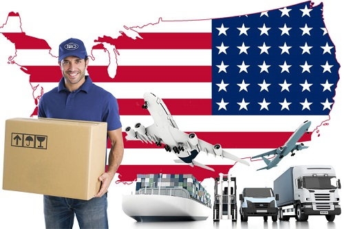 Vận chuyển hàng đi Mỹ giá rẻ